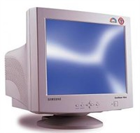 Donez Monitor Samsung 753 dfx CRT