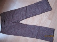 pantaloni de stofa fete marime mica S