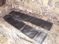 pantaloni imitatie piele