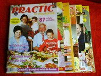 reviste PRACTIC IN BUCATARIE 5