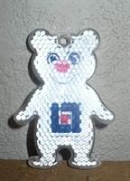 Ursulet reflectorizant