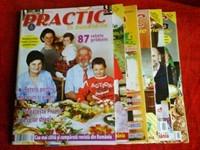 reviste PRACTIC IN BUCATARIE
