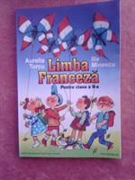 manual franceza clasa a V-a