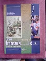 Manual franceza clasa a IX-a si a X-a