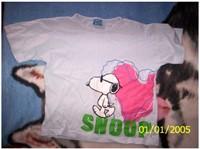 tricou snoopy copii