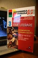 Mari Teme Literare cls a IX-a Vol.3