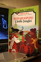 Rudyard Kipling- Cartile Junglei