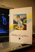 Biblia copiilor in imagini
