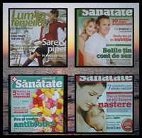 4 reviste sanatate
