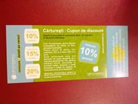 Cupon de discount Librariile Carturesti