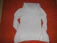 pulover cu guler mare