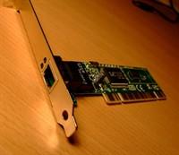 Placa retea PCI TrendNET