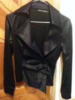 """Sacou negru elegant  """"Dress to impress"""""""