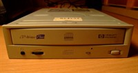 CD Writer HP 8x4x32