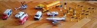 Set jucării aeroport