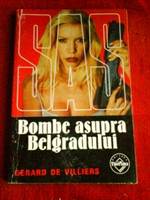 Bombe asupra Belgradului - Gerard de Villiers