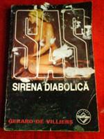 Sirena diabolica - Gerard de Villiers