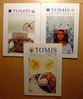 3 numere revista de cultura Tomis
