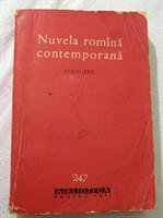 Nuvela romana contemporana. Culegere