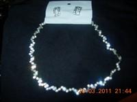 set bijuterii cu strasuri