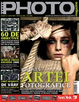 revista PHOTO magazine