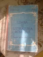 Manual limba si literatura romana IX