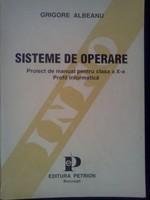 Sisteme de operare clasa X