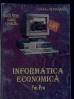 Informatica Economica FoxPro