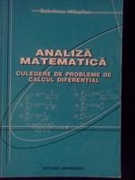Analiza matematica -probleme