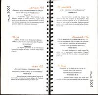Agenda personala 2008