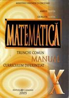 Manual Matematica clasa a X-a