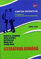 """""""Cartea definitiva"""" - sinteze de literatura romana pentru bacalaureat"""