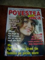 revista POVESTEA MEA