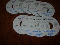 9 cd-uri cu muzica straina