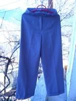 pantaloni eleganti gri