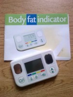 Body fat indicator - aparat de masurat grasimile