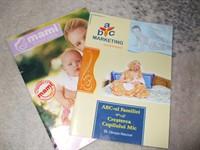 2 carti despre bebe...