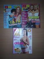 Colectie Reviste Bravo, 2003-2004