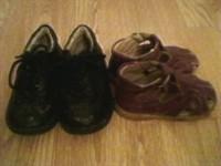 Sandale maro + ghetute negre - mar. 23