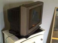 Televizor color vechi