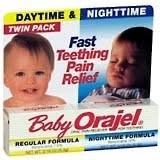 Baby Orajel TwinPack