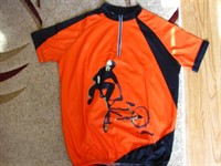 Tricou de Ciclism BMX si Street Bike 4