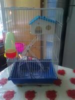 vila pentru hamsterica