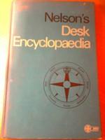 Nelson's Desk Encyclopaedia