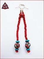 Cercei handmade hippie