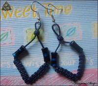 Cercei handmade Blue Feeling.