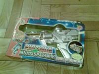 Pistol cu lumini si sunet