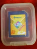 Pretec Secure Digital 128 MB 60x (SD)