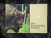 "Carte ""The Bialowieza forest"""