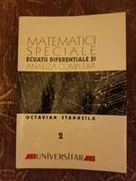 Ecuatii diferentiale si analiza complexa, Stanasila